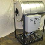 BSI low-pressure horizontal condensate system