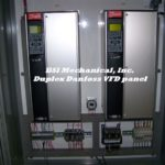 Danfoss Dual Drive Panel