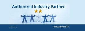 Grundfos Authorized Industry Partner