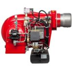 Modulating Marine Oil Burner